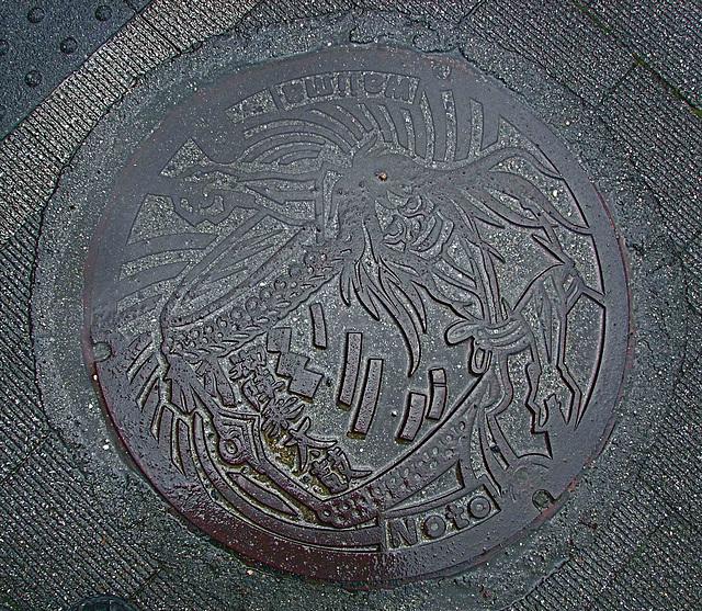 Noto Manhole
