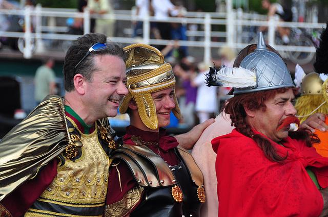 Peurbakkentocht: Vitalstatistix and some Romans