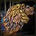 Carousel Lion Headstudy