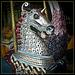 Carousel Horse in Armor