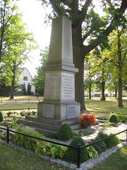 Denkmal Weltkriege Glienick/1