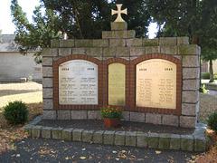 Denkmal Weltkriege Ihlow
