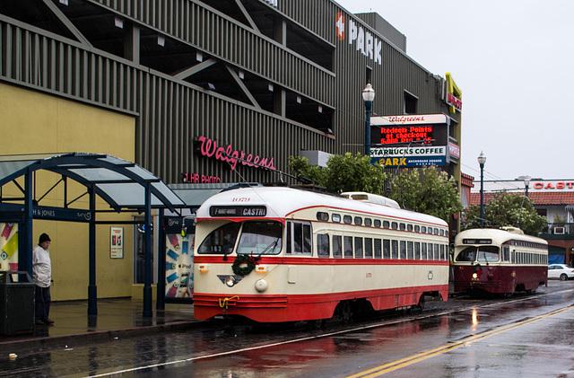 SF Embarcadero history trolleys (252)