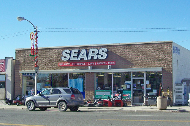 small town Sears