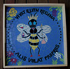Queen Bee Ruth tray