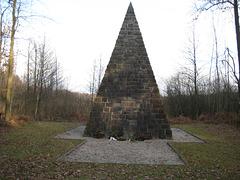 Sperenberg - Denkmal der Eisenbahnpioniere