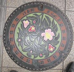 Matsuyama manhole