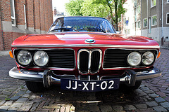 1975 BMW 2.5 CS Automatic