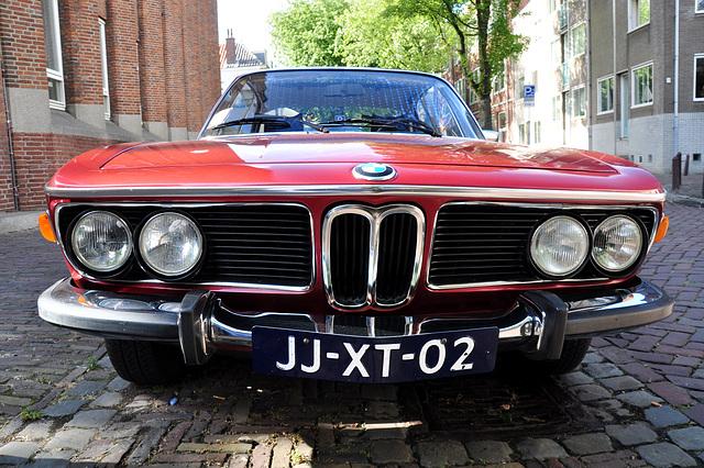 1975 BMW 2.5 CS Automatic