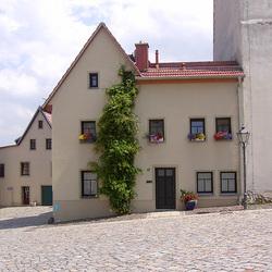 Altenburg - Nicolaikirchhof
