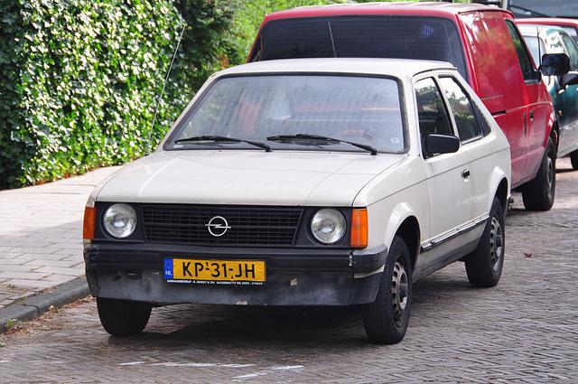 1984 Opel Kadett 12S