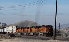 Bealville, BNSF ascending  (0465)