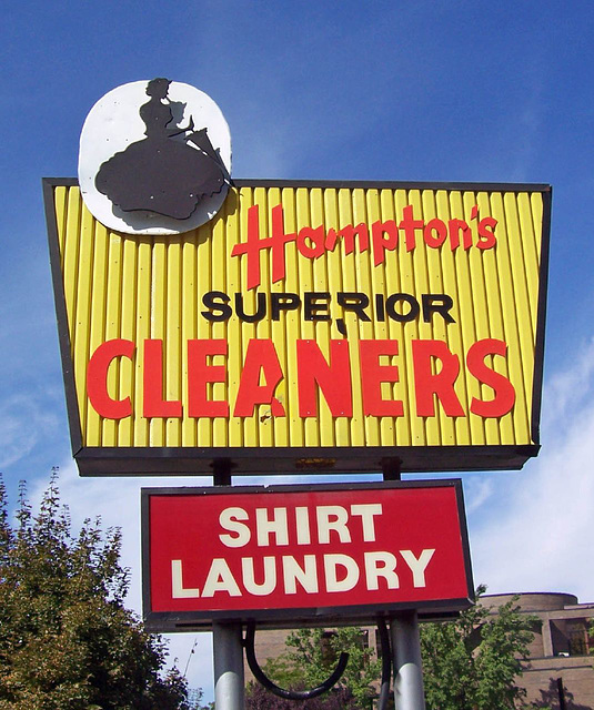 Hampton's Superior Cleaners