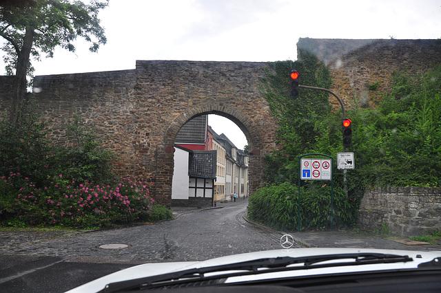Nordschleife weekend – Gate of Bad Münstereifel, Germany