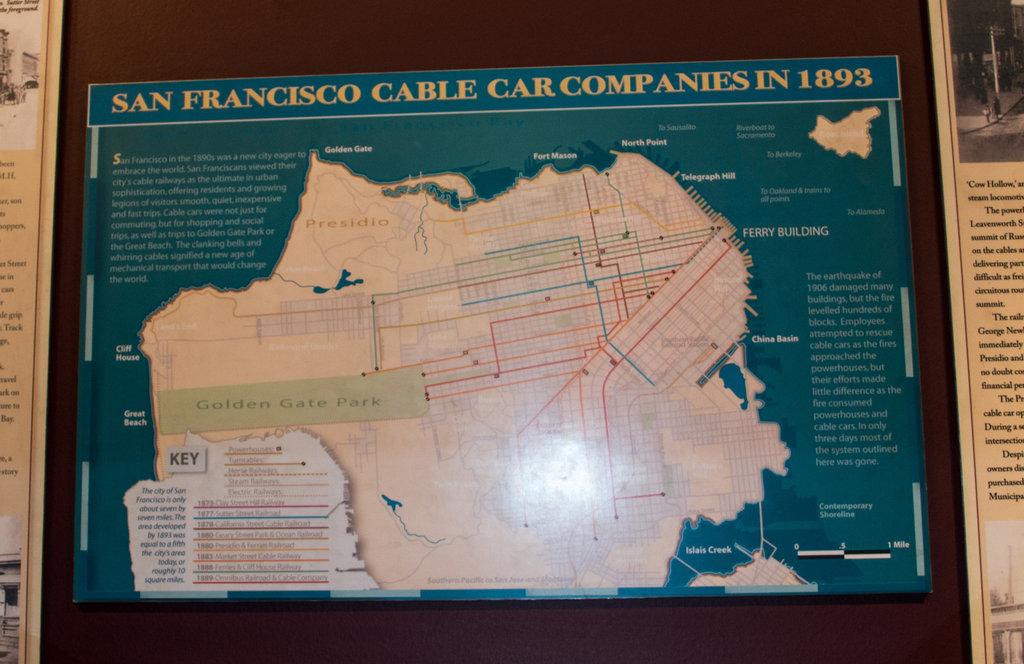 SF Nob Hill / Cable Car lines 0181