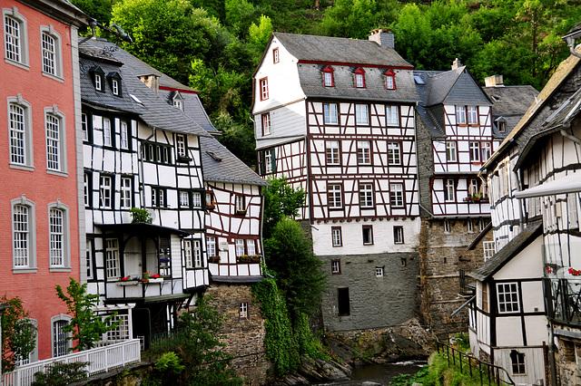 Nordschleife weekend – Monschau in the Eifel, Germany