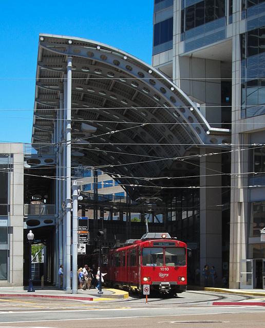 San Diego downtown (3456)