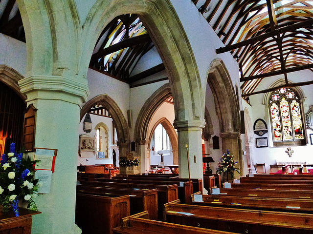 cookham church , berks.