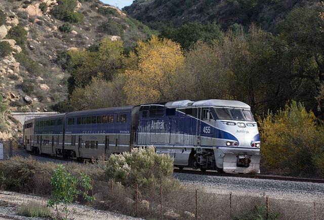Santa Susana Pass Amtrak (0314)
