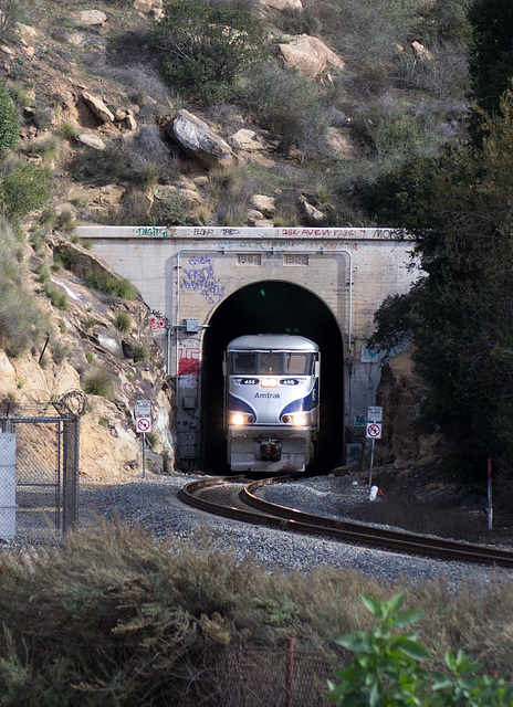Santa Susana Pass Amtrak (0312)