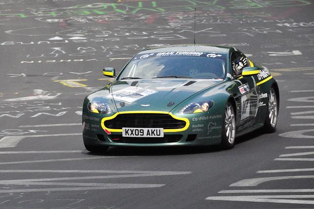Nordschleife weekend – 2009 Aston Martin Vantage N24