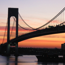 Verrazano Sunrise (Explored June 21, 2013)