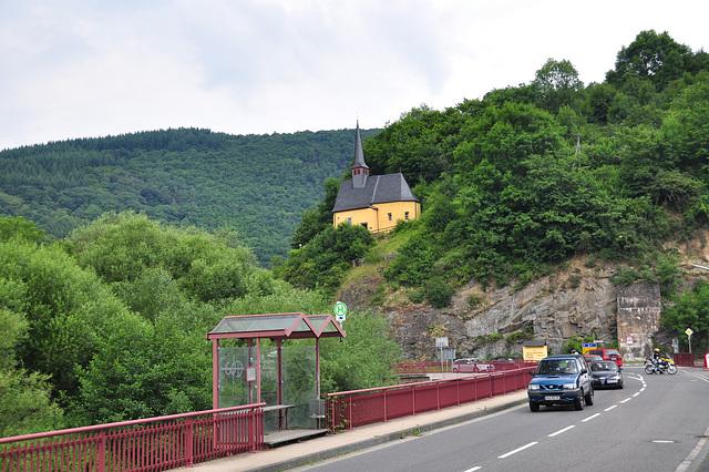 Nordschleife weekend – View of Ahrbrück, Germany
