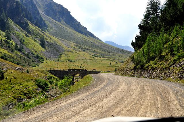 Holiday 2009 – Umbrail Pass in Switzerland