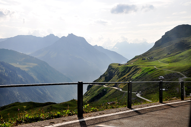 Holiday 2009 – Klausen Pass, Switzerland