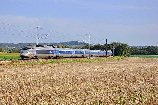 Sud-Est dans le Jura
