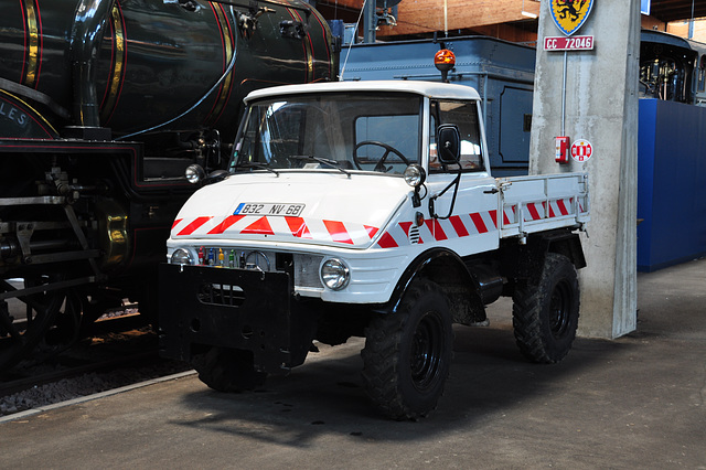 Holiday 2009 – Unimog in France