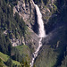 Holiday 2009 – Waterfall at the Klausen Pass, Switzerland