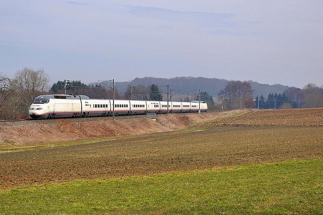 AVE à Ballersdorf
