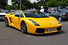 Nordschleife weekend – Yellow Lamborghini Gallardo