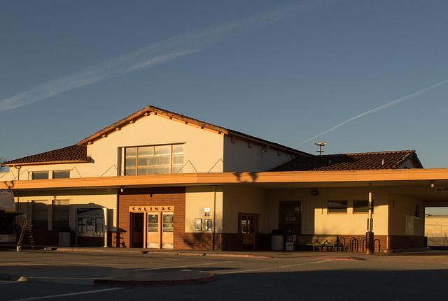 Salinas Amtrak depot (0114)
