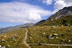 Holiday 2009 – Flüela Pass, Switzerland