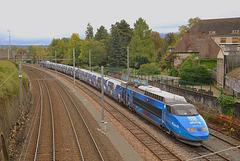 TGV expo à Besançon