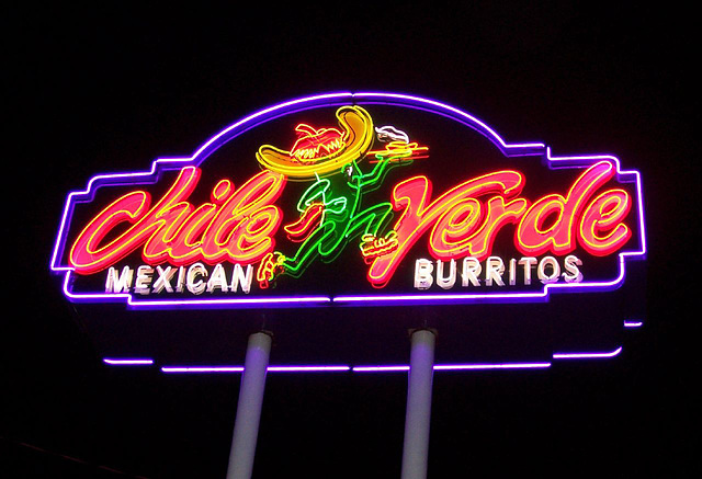 Chile Verde (now closed)