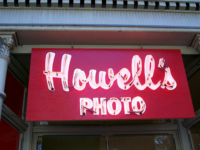 Howell's (out of business after 60 yrs)