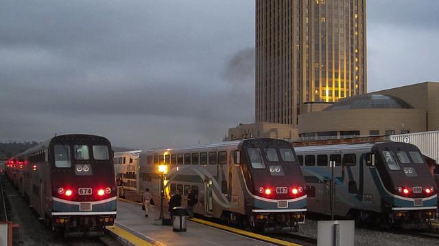 Union Station Metrolink (3768)