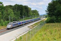 De l'Alsace au Languedoc en PSE