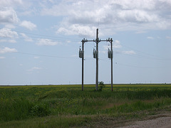 North Central Electric - Renville County, ND