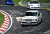 Nordschleife weekend – White Benz and Porsche