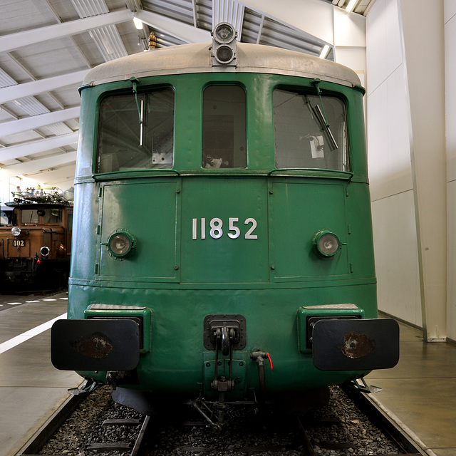 Holiday 2009 – 1939 Electric double locomotive Ae 8/14 nr. 11852