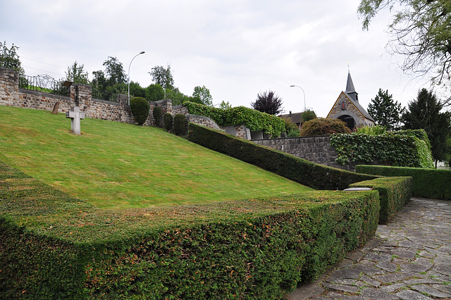 Holiday 2009 – Monument and chapel for Queen Astrid of Belgium in Küssnacht, Switzerland