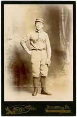 Hercules Baseball Player, Reading, Pa.