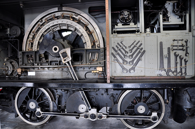 Holiday 2009 – 1913 Electric engine Ge 2/4 nr. 207