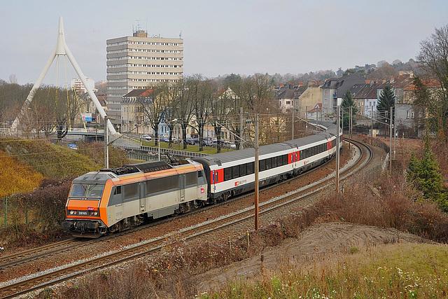 Eurocity à Mulhouse