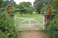 pordego al fruktĝardeno (Tor zu einem Fruchtgarten)
