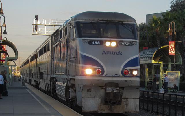 Anaheim Amtrak (3711)